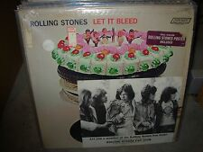ROLLING STONES let it bleed ( rock ) STICKER & PHOTO & POSTER - TOP COPY -