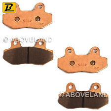 FRONT REAR Sintered Brake Pads for HYOSUNG GT 125 i (Naked) 2013-2014 2015
