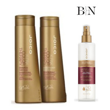 JOICO K-PAK COLOUR THERAPY SHAMPOO & CONDITIONER 300ML AND PERFECTER SPRAY 200ML