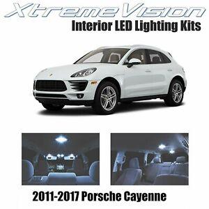 XtremeVision Interior LED for Porsche Cayenne 2011-2017 (13 PCS) Cool White