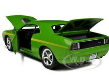 PLYMOUTH CUDA CONCEPT SUBLIME GREEN 1:18 MODEL CAR BY HIGHWAY 61 50840