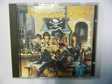 RUNNING WILD - PORT ROYAL - CD 1ST PRESS 1988 NO IFPI NO BARCODE