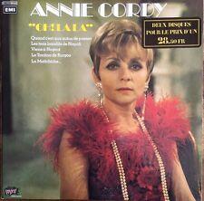 Annie Cordy - Oh ! La La - Double (2) Vinyles LP 33T RARE