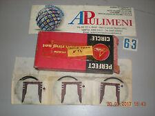 52037 SERIE FASCE PISTONI (RINGS) LANCIA FULVIA/2C 1091cc ø72 STD