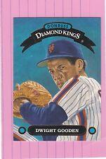 1992 DONRUSS Diamond Kings DWIGHT GOODEN  (Mets)