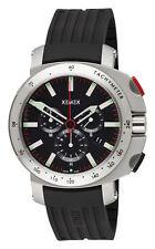 Xemex Concept One chronograph ref. 6600.03 sensacional reloj cristal zafiro nuevo