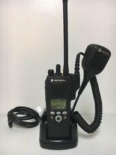 Motorola Xts2000 Model 2 Vhf 136-174mhz P25 9600 Digital Radio H46Kdf9Hw6Bn 2500