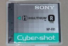 Original Sony batería np-fr1