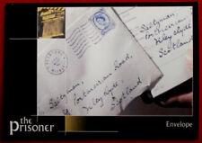 THE PRISONER, VOLUME 2 - Card #43 - Envelope - Factory Ent. 2010
