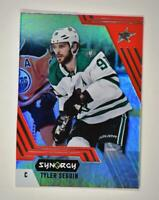 2020-21 UD Synergy Red Bounty Code #26 Tyler Seguin - Dallas Stars