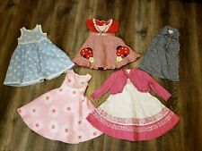 Girl Toddler 24 Month 2T Dress Lot Old Navy Children's Place Cherokee Easter EUC