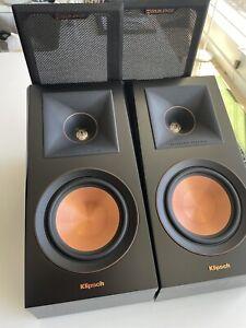 Klipsch RP-500SA Elevation Dolby Atmos Surround Speakers - Ebony (Pair)