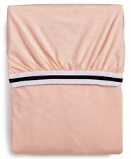 f63fcc89f44 Calvin Klein Home Modern Cotton Harrison TWIN Fitted Sheet Pink  40 i415