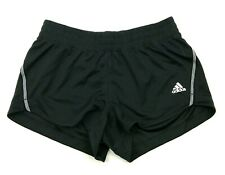 Adidas Pantalón Corto Deportivo Mujer Talla XS Negro Cardio Training Crossfit