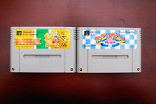 Super Famicom Star Kirby Super Star + Bowl Dream Course Japan SFC games US Selle