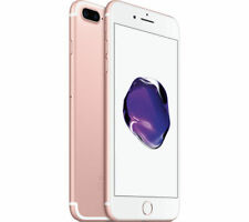 New listing Rose Gold T-Mobile 32Gb Apple Iphone 7 Plus 7+ Smart Cell Phone Jh08 B