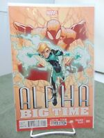 Alpha Big Time #1 001 Marvel Comics vf/nm CB2350