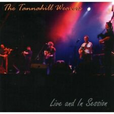Tannahill Weavers The - Live And In Session NEW CD