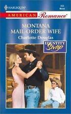 Montana Mail-Order Wife (Identity Swap) (Harlequin American Romance
