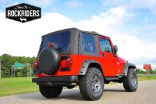 97-06 Jeep Wrangler Soft Top with Tinted Windows