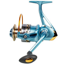 Spinning Fishing Reel Blue Travel 11+1BB Spinner Fish Gear Tackle Fishing Reels