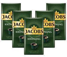 5 x JACOBS Kronung Ground Coffee 250g 8.8oz