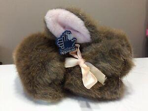 "Applause Vintage Plush Sherlock Easter Bunny Rabbit 8"" Stuffed Animal #20118"