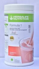 Herbalife Strawberry Formula 1 Shake Mix 500 GM / 17.6 oz Free Shipping