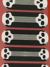 Jamberry Half Sheet - Retired - VHTF - Poisoned - Punisher - Gothic - Skulls