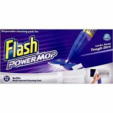 Flash Power Mop Refill Pads (12) - Pack of 2