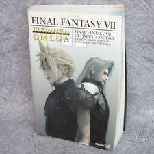 FINAL FANTASY VII 7 Ultimania Omega Guide Book PS SE00
