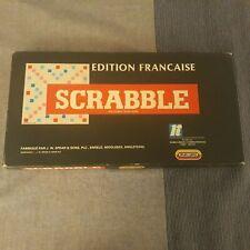Scrabble jeu de société vintage