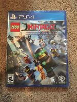 The LEGO NINJAGO Movie Video Game PlayStation 4 GET IT FAST ~ US SHIPPER