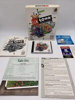 Sim Town PC MAXIS KIDS for WIN 95, 3.1, MAC Big Box Preowned