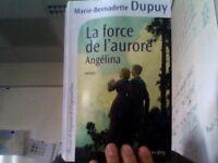 La Force de l'aurore, Angélina tome 3 de Dupuy, Marie-Be... | Livre | d'occasion