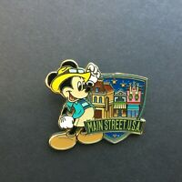HKDL - Main Street USA Mickey Mouse Disney Pin 0