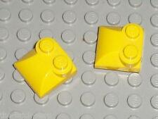 LEGO Yellow slope brick 47457 / Set 7632 9495 76003 10214 7676 7686 ...