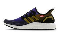Adidas AM4 Thanos Velocidad Zapatillas Zapatos de fábrica juego final Marvel Los Vengadores UK 7.5