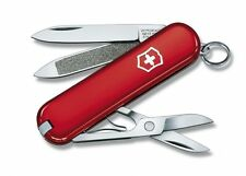 0.6203 Victorinox Classic SD Swiss Army Knife Red Pocket Knife