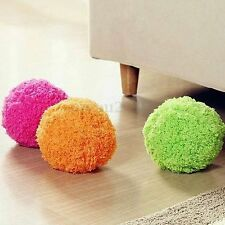 Microfiber Mop Ball Mini Automatic Rolling Cleaning Robot Room Vacuum Cleaner