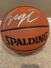 Oscar Robertson Big O Milwaukee Bucks NBA Basketball Autographed with COA