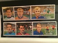 Ras Al Khaima Soccer cancelled  stamps  R21956