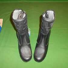MOTODRY  TOURMAX MOTORCYCLE BOOTS WATER PROOF SIZE 44 P/N BMT244
