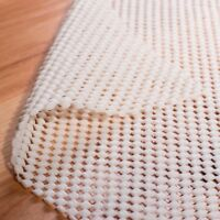 Premium Natural Non-Slip Area Rug Gripper Pad Made of Eco-Friendly Soy Polymers