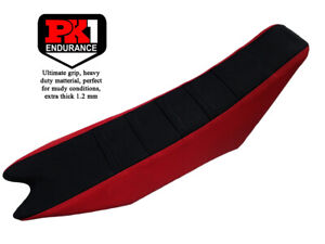 PK1 SEAT COVER BETA RR-RS YEAR 2013-2019 COLOR BLACK/RED WITH BLACK STRIPES