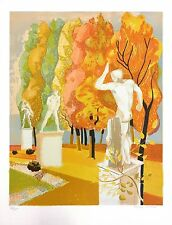 """GEORGES LAMBERT """"STATUES"""" 