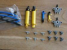 Lego Technic Pneumatic Piston Cylinder Pump Switch Valve Tube Hoses *NEW GENUINE