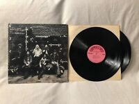 1971 Allman Brothers Band at Fillmore East 2LP Capricorn Records SD 2-802 VG+/VG