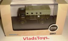 Oxford Military 1/76  British Army AEC Matador Artillery Tractor Truck 76AEC008