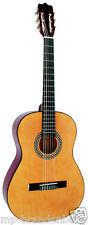 Konzertgitarre Klassik Gitarre 4/4 Akustikgitarre acoustic Holz-Linde + Tuner